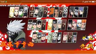 Versi terbaru dari game Naruto Senki Mod  Naruto Senki Mod Chi Yan 2019 Apk