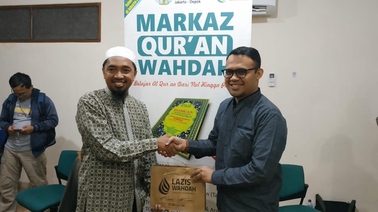 Sambangi DPP Wahdah Islamiyah, PP Forjim Bahas Kerja Sama Jurnalistik