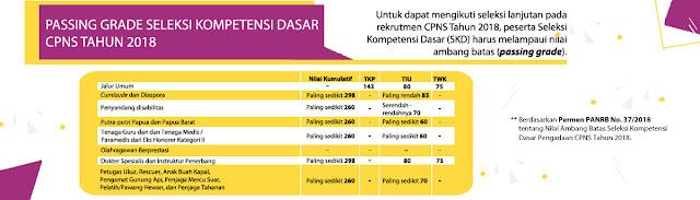 Kumpulan Informasi Penting Terkait Pengumuman Rekrutmen CPNS Tahun 2018