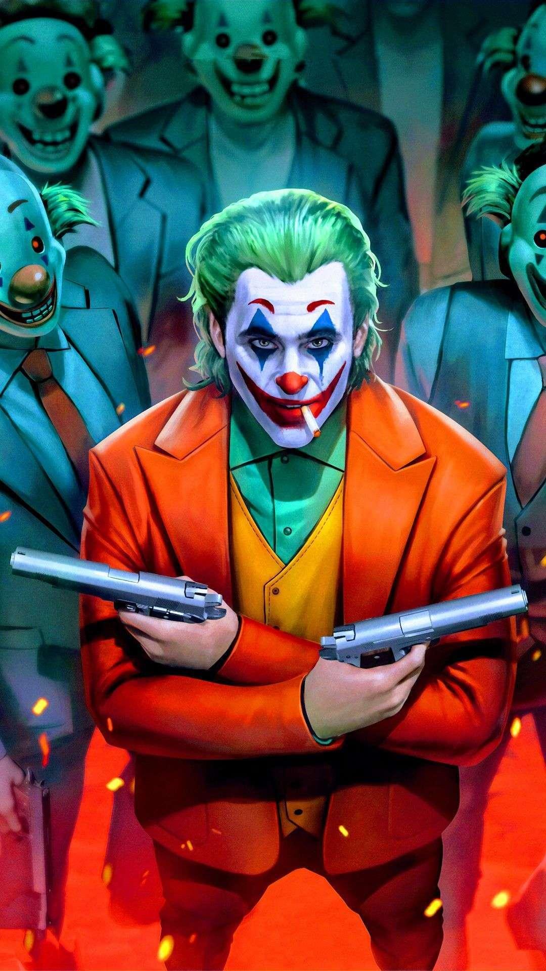 gambar joker keren hd