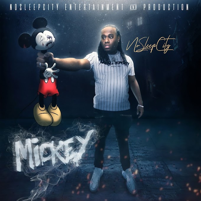 """NOSLEEPCITY DROPS """"MICKEY"""" & IS GEARING UP TO TAKE THE CHICAGO MUSIC SCENE BY STORM"""