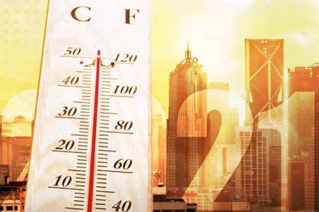 कितनी गर्म होंगी 02021 की गर्मियां ?