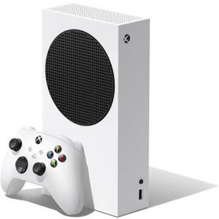 Console Xbox Series S 2020 Nova Geração 512GB SSD + 1 Controle Branco