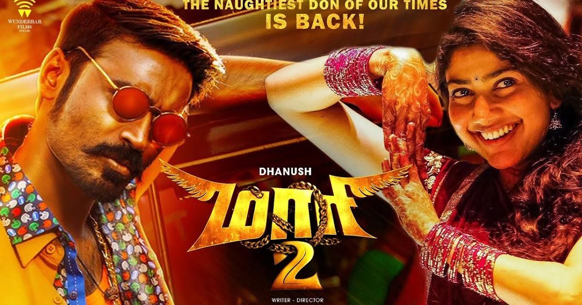 Maari 2 Hindi Dubbed Movie 437Mb 480P 12Gb 720P Hd Download-7876