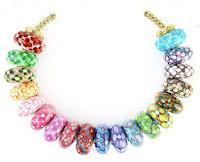 Logo Vinci gratis 4 eleganti gioielli con beads
