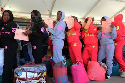 Libya Repatrites Another 159 Nigerians (Photos) 5
