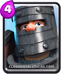 Carta Cavaleiro das trevas de Clash Royale - Cards Wiki