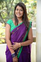 Kavya Kumar Latest Photos in Saree HeyAndhra