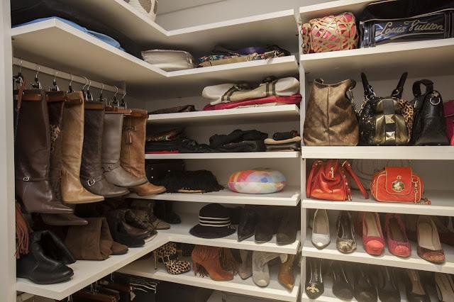organização-sapatos-closet