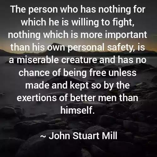 John Stuart Mill Famous Quotes
