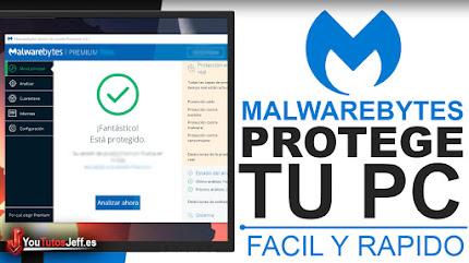 Como Descargar Malwarebytes Ultima Versión Gratis Español - Protección Anti-Malware