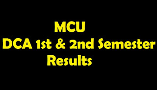 mcu dca results
