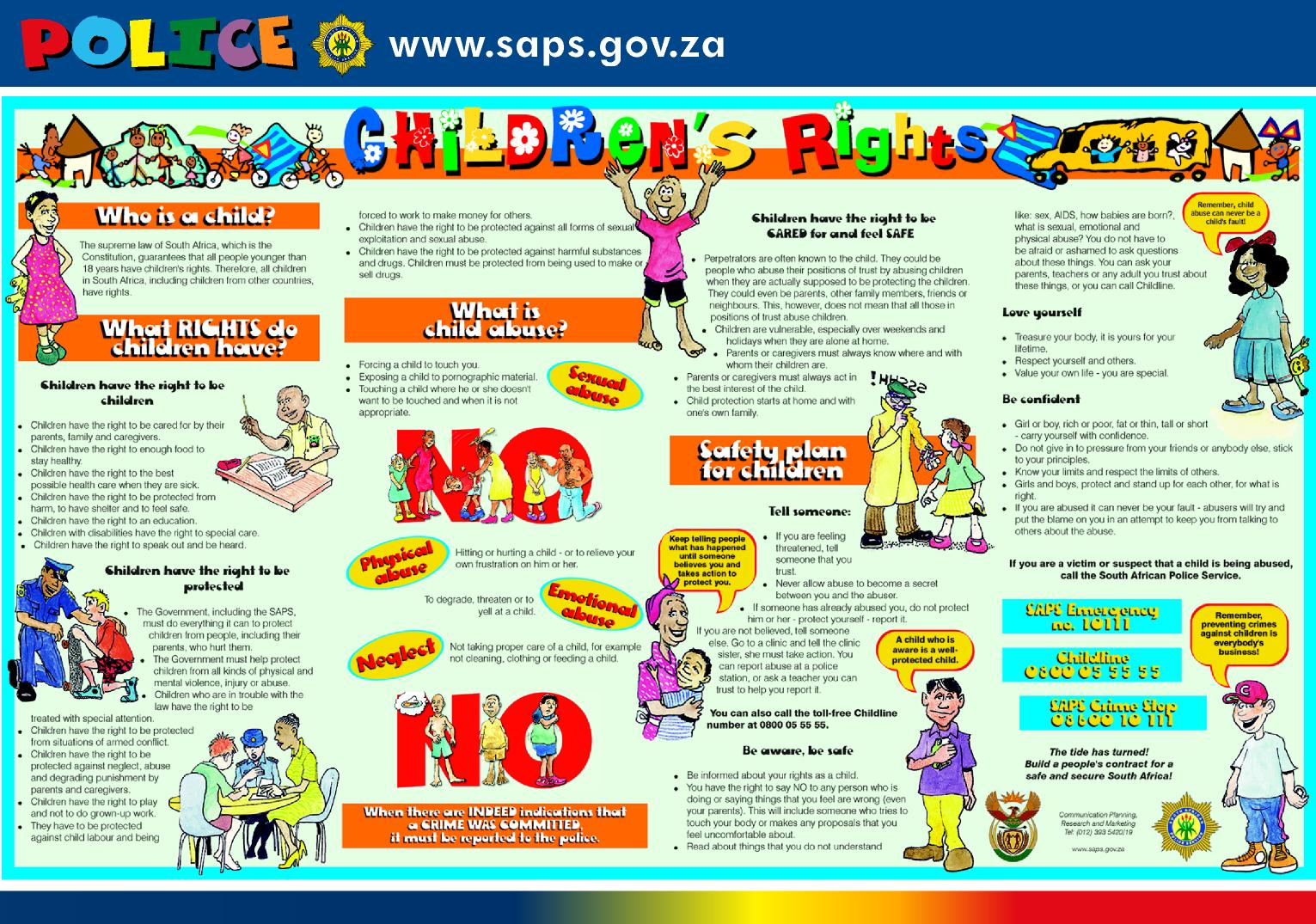 Help Studying Children S Rights