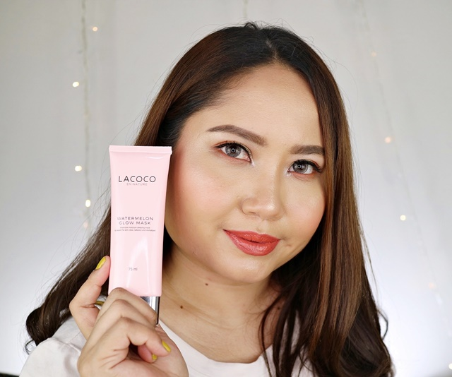 Review Sleeping Mask Lokal Lacoco