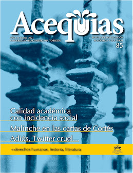 Acequias # 85