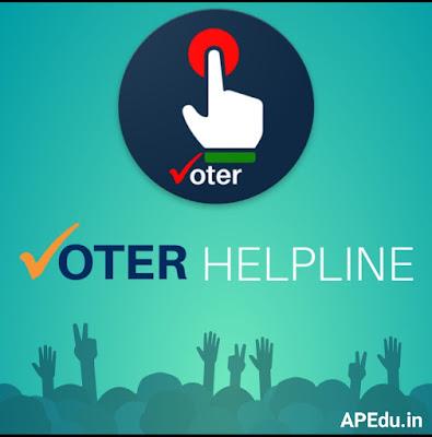 Check your vote ...Voter Helpline App