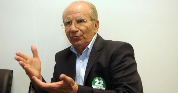 Morre  aos 83 anos ex-secretario de  saúde Jofran Frajat
