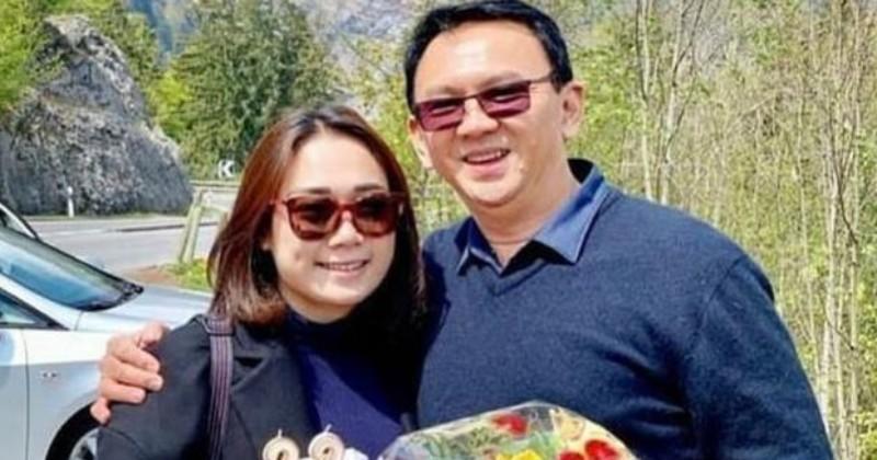 Puji Tuhan, Istri Ahok Resmi Menganut Agama Kristen