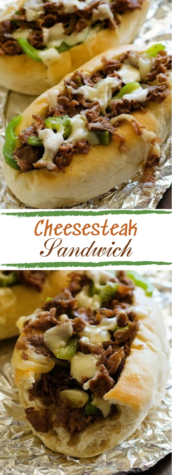 Cheesesteak Sandwiches #dinner #easymeal