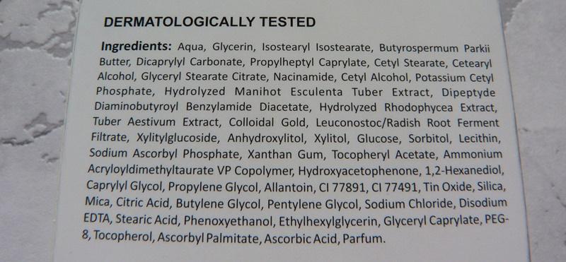 M'onduniq Peeling Lamellaire Biomimétique skład inci ingredients