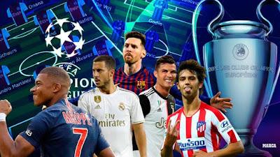 Bốc thăm tứ kết cúp C1: Real, Barca hay đội nào sáng cửa vô địch nhất? 2