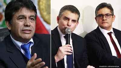 Fiscal Tomás Gálvez: Fiscales Pérez y Vela deben ser retirados por ineficiencia