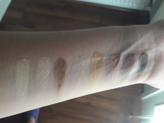 Eyecatching paleta swatch notino.hr