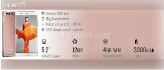 20. Huawei P9