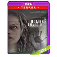 El hombre invisible (2020) AMZN WEB-DL 720p Audio Dual