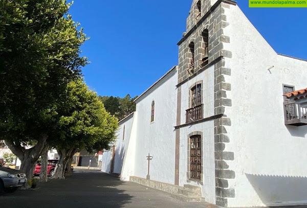 Fuencaliente pone en valor el BIC de la iglesia de San Antonio editando un folleto informativo sobre su patrimonio e historia