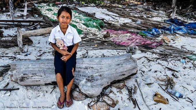 Crisi climatica, Save the Children: 710 milioni di minori vivono in 45 paesi ad alto rischio