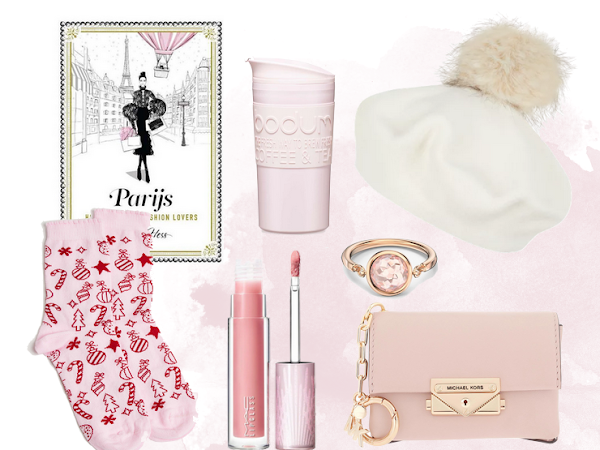 Christmas Gift Guide - Girly & Pink