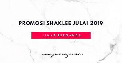cover photo promosi shaklee julai 2019