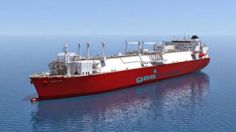 Συμμετοχή της ΔΕΠΑ στο έργο του LNG της Αλεξανδρούπολης