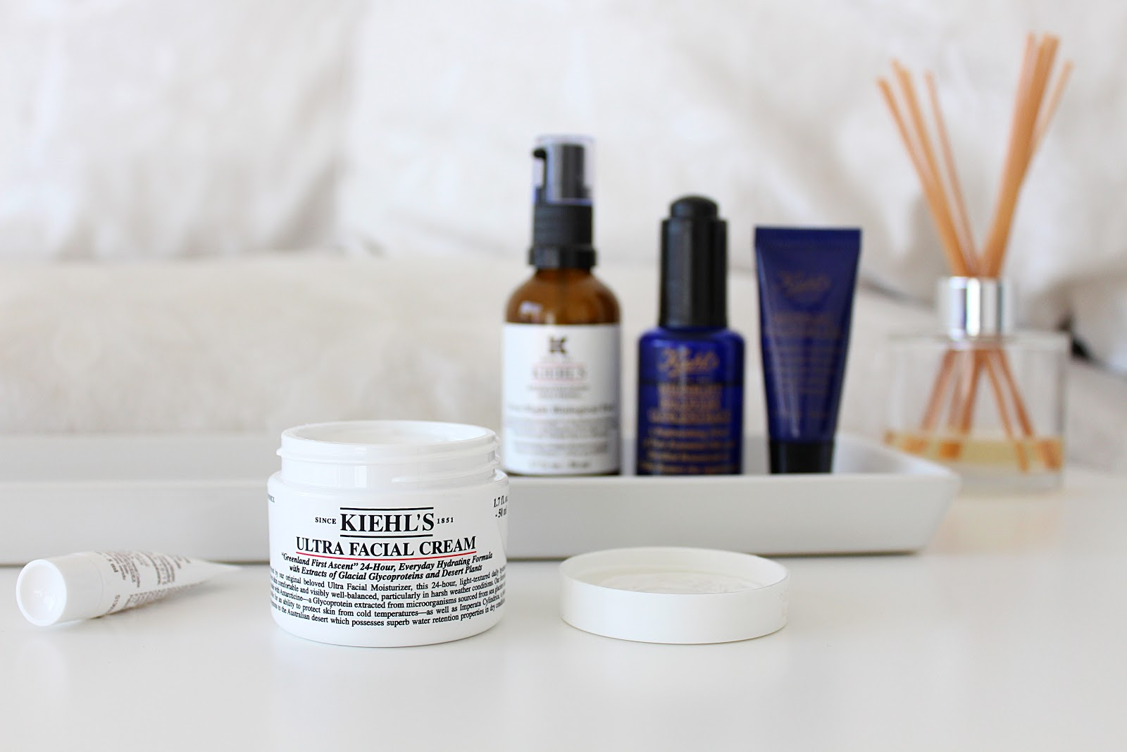 Kiehl's Skincare Review / Life in Excess Blog