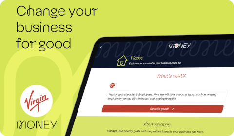 Virgin Money – Change your business for good