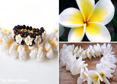 Cómo tejer los Leis collares de Honolulú Hawái