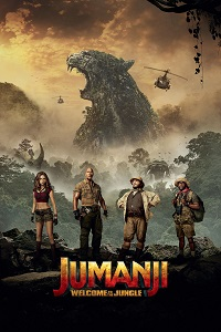 Watch Jumanji: Welcome to the Jungle Online Free in HD