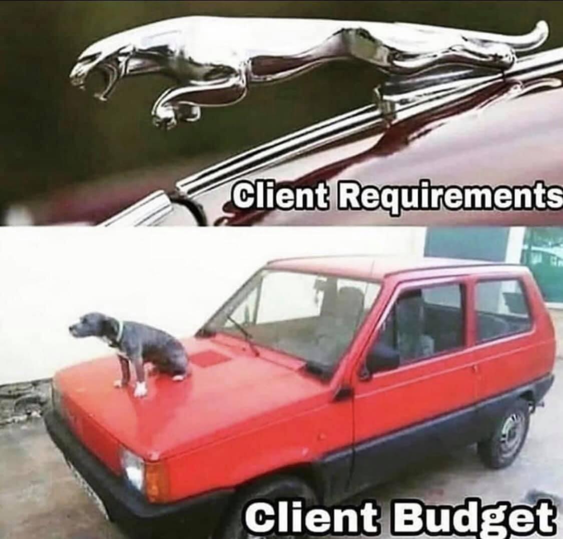 client-requirements-client-budget