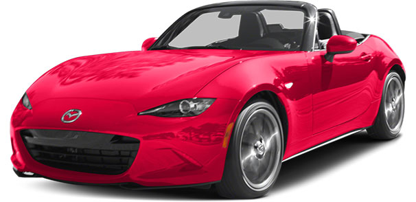 Mazda MX-5 Miata Sport (M6): Top 10 Sports Cars for Bloggers: eAskme