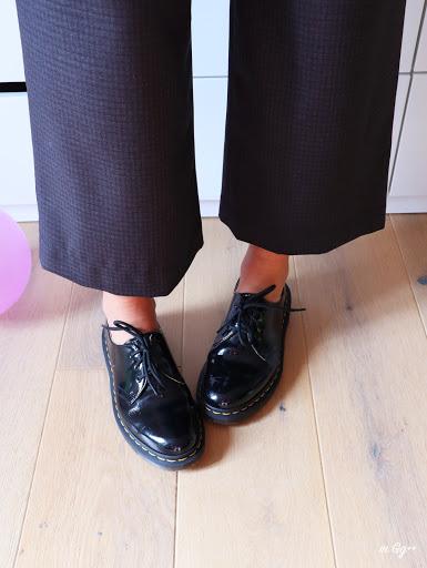 Un Pantalon en Lainage... (Modèle 116 issu du BurdaStyle 06/2019) par m Gg++