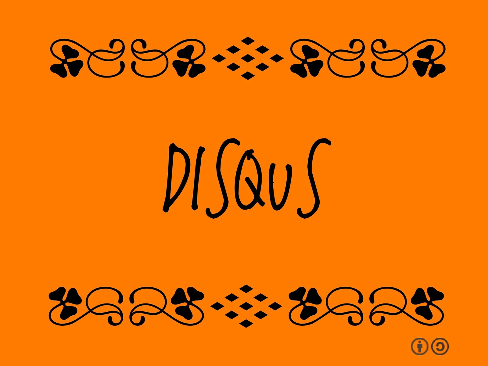 DISQUS Profile Settings Way To Optimize Your Blog