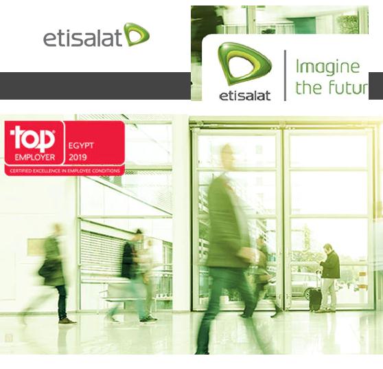 """اعلان وظائف شركة اتصالات مصر """"etisalat.eg"""" والتقدي عبر الانترنت"""