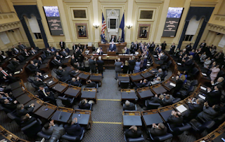 Virginia Democrats erase 32-seat GOP advantage in House; recounts likely to determine control