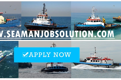 Recruitment crew for tug and workboat