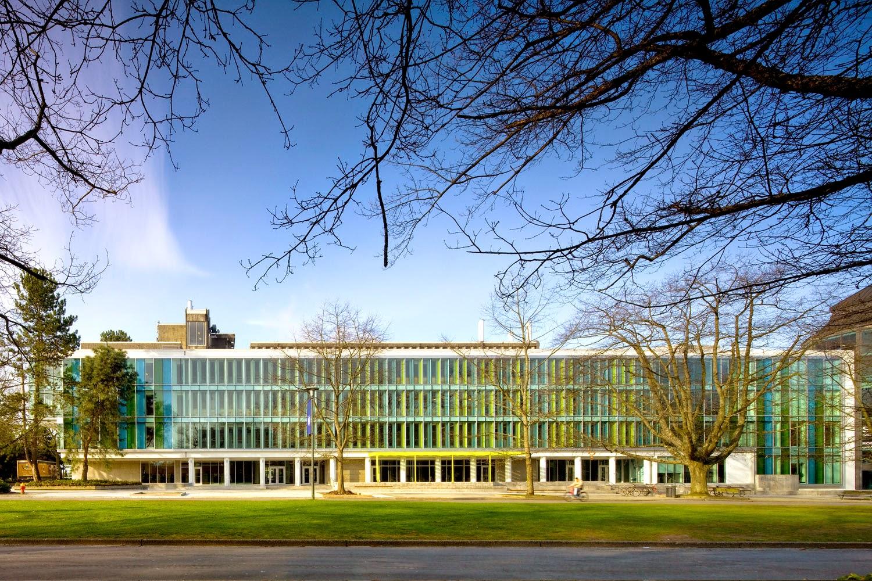 Sauder school of business map - Sauder School Of Business