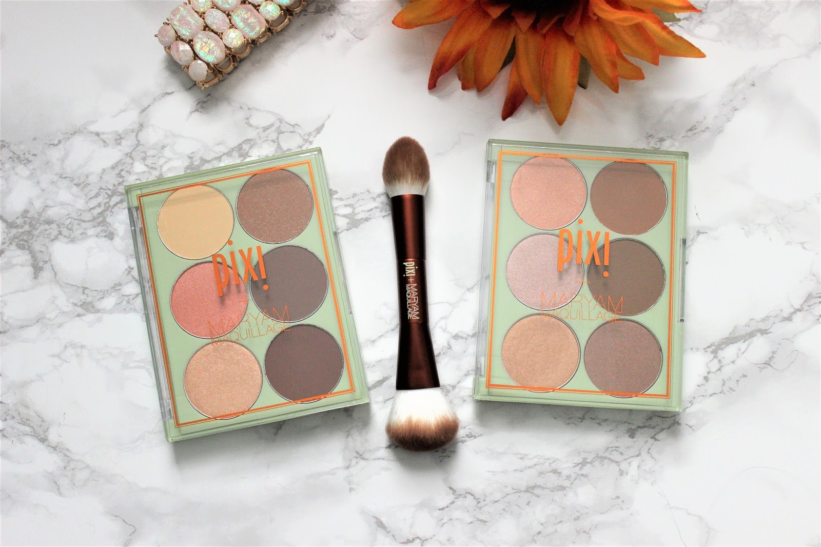 Pixi Beauty X Maryam Maquillage