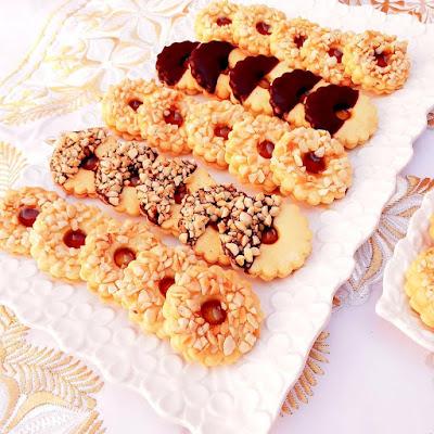 حلويات العيد : صابلي