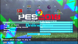 Pes Army 2018 Project by Dimas ISO PSP Android