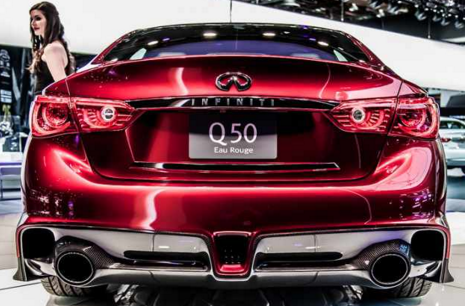 2016 Infiniti Q50 Coupe Release Date